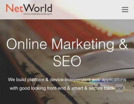 Visit Networld: Website Design and Development Company